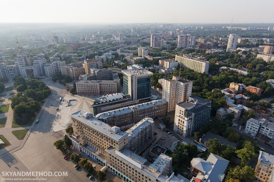 Aerial views of Kharkiv, Ukraine, photo 7