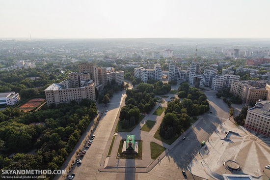 Aerial views of Kharkiv, Ukraine, photo 8