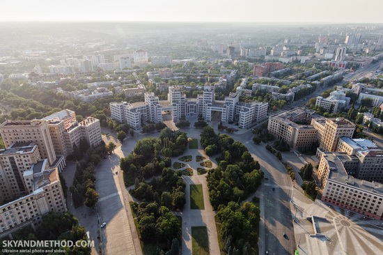 Aerial views of Kharkiv, Ukraine, photo 9