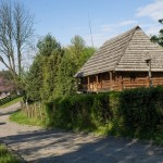 The Museum of Folk Architecture and Life in Uzhgorod