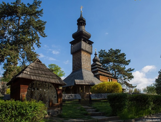 The Museum of Folk Architecture and Life in Uzhgorod, Ukraine, photo 12
