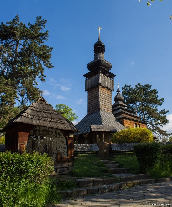 The Museum of Folk Architecture and Life in Uzhgorod, Ukraine, photo 16