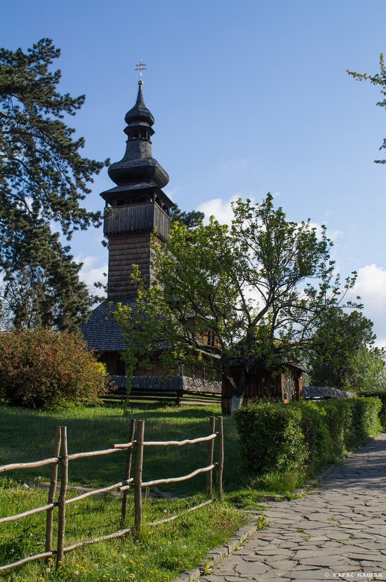The Museum of Folk Architecture and Life in Uzhgorod, Ukraine, photo 3