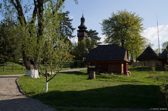The Museum of Folk Architecture and Life in Uzhgorod, Ukraine, photo 5
