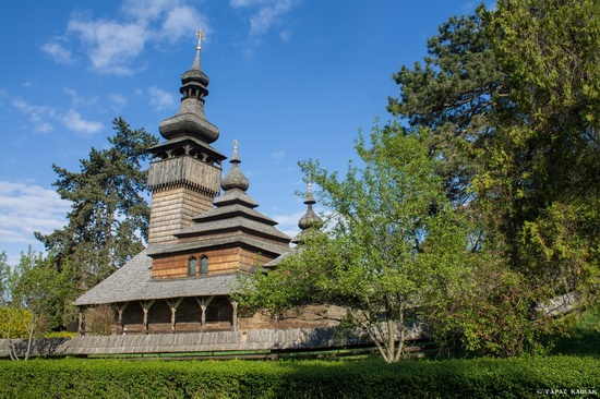 The Museum of Folk Architecture and Life in Uzhgorod, Ukraine, photo 7