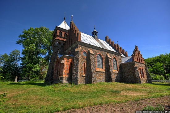 Roman-Catholic Church of St. Clara, Gorodovka, Zhitomir region, Ukraine, photo 10