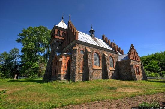 Roman-Catholic Church of St. Clara, Gorodovka, Zhitomir region, Ukraine, photo 10