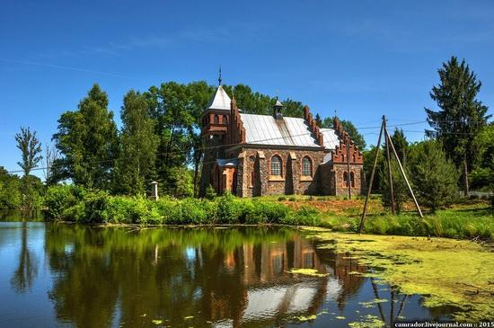 Roman-Catholic Church of St. Clara, Gorodovka, Zhitomir region, Ukraine, photo 2