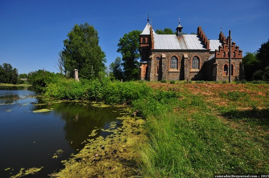 Roman-Catholic Church of St. Clara, Gorodovka, Zhitomir region, Ukraine, photo 3