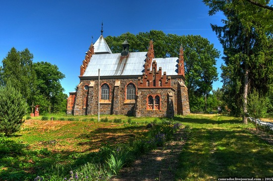 Roman-Catholic Church of St. Clara, Gorodovka, Zhitomir region, Ukraine, photo 4