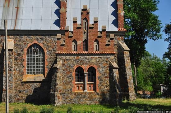 Roman-Catholic Church of St. Clara, Gorodovka, Zhitomir region, Ukraine, photo 5