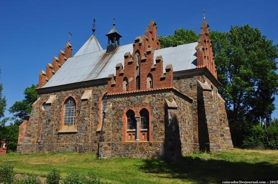 Roman-Catholic Church of St. Clara, Gorodovka, Zhitomir region, Ukraine, photo 6