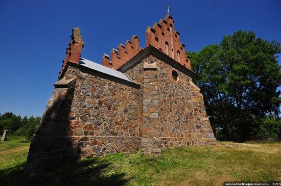 Roman-Catholic Church of St. Clara, Gorodovka, Zhitomir region, Ukraine, photo 7