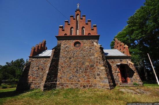 Roman-Catholic Church of St. Clara, Gorodovka, Zhitomir region, Ukraine, photo 8