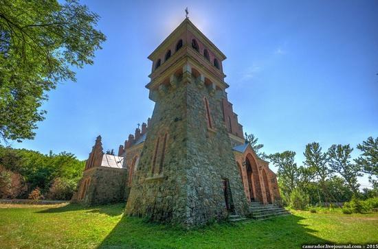 Roman-Catholic Church of St. Clara, Gorodovka, Zhitomir region, Ukraine, photo 9