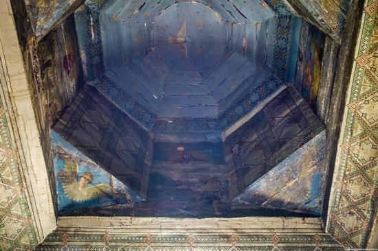 Church of St. Michael the Archangel in Lahodiv, Lviv region, Ukraine, photo 12