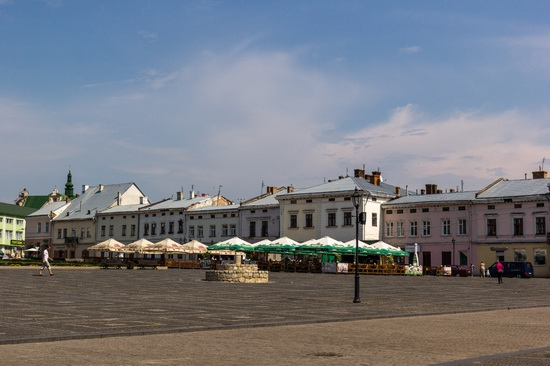 Zhovkva town, Lviv region, Ukraine, photo 1