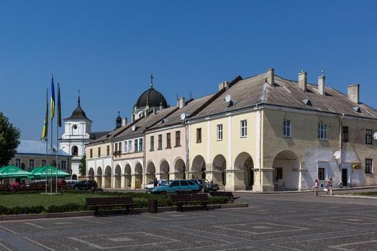 Zhovkva town, Lviv region, Ukraine, photo 11