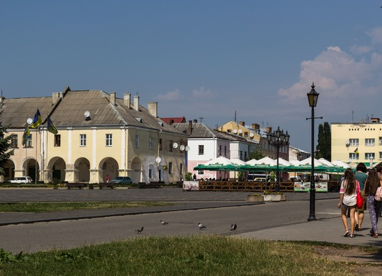 Zhovkva town, Lviv region, Ukraine, photo 14