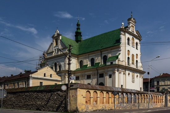 Zhovkva town, Lviv region, Ukraine, photo 2