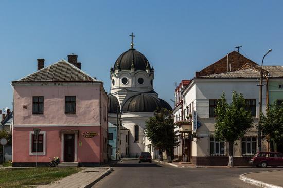 Zhovkva town, Lviv region, Ukraine, photo 6