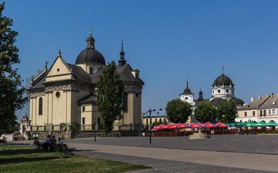 Zhovkva town, Lviv region, Ukraine, photo 7