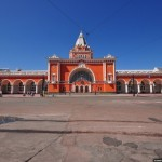Chernihiv railway station – one of the finest in Ukraine
