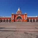 Chernihiv railway station – one of the finest in Ukraine