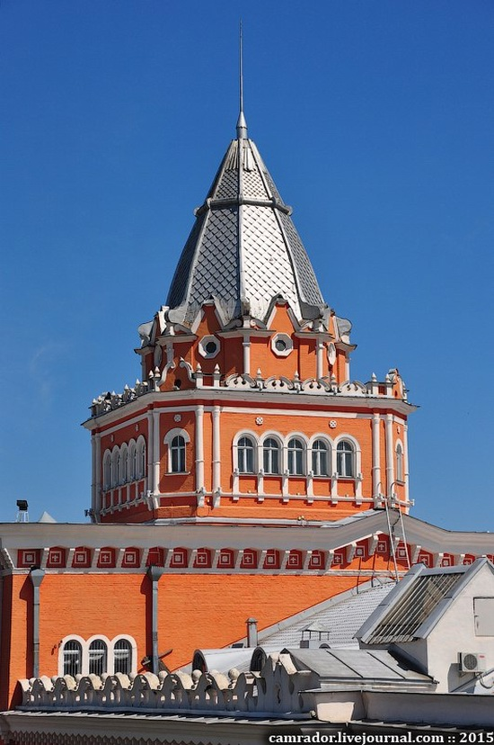 Chernihiv railway station, Ukraine, photo 11