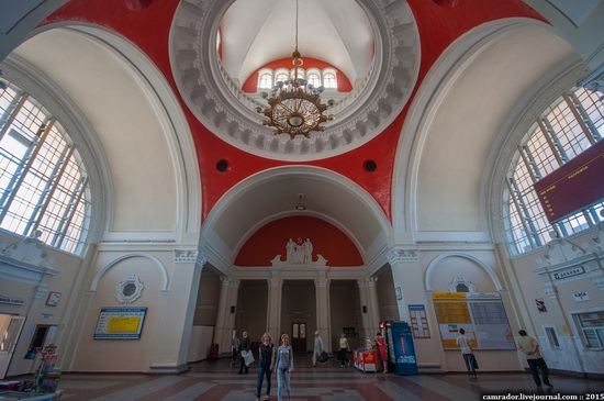 Chernihiv railway station, Ukraine, photo 12