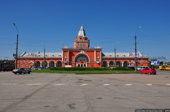Chernihiv railway station, Ukraine, photo 2