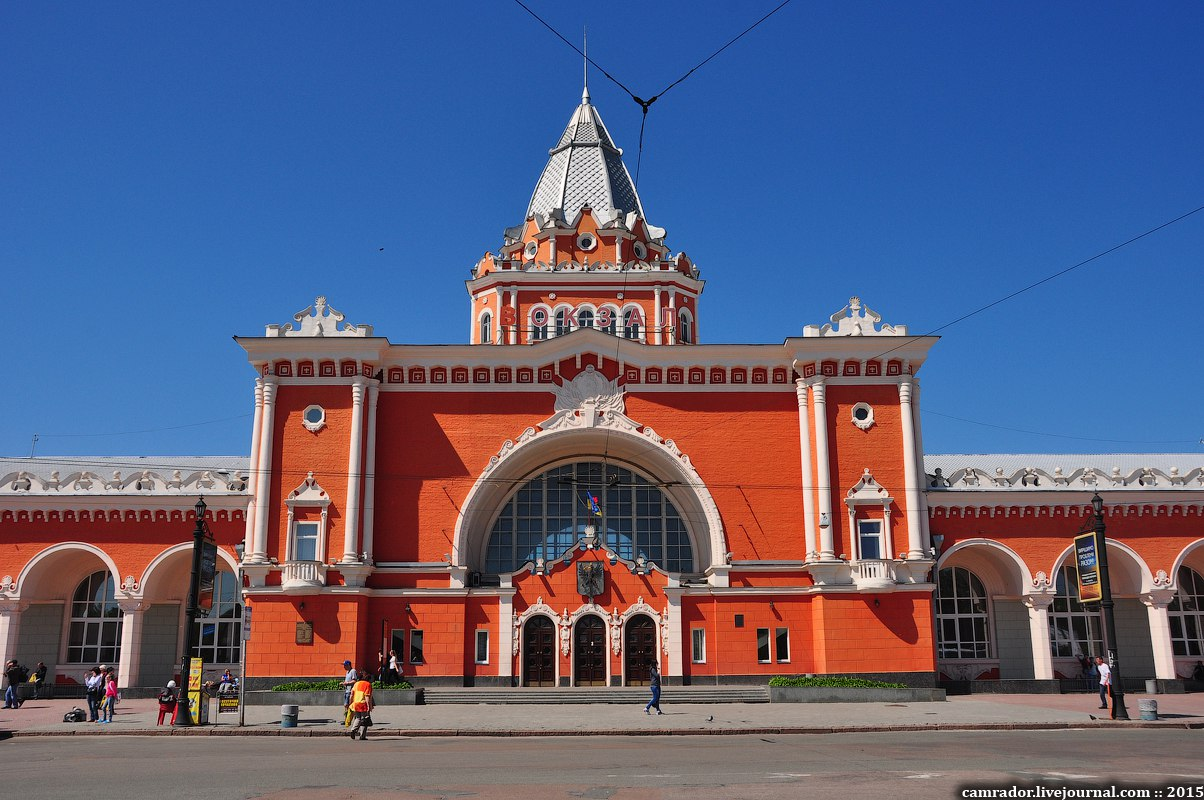 Chernihiv Ukraine  city photo : Chernihiv railway station – one of the finest in Ukraine · Ukraine ...