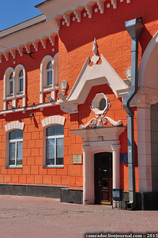 Chernihiv railway station, Ukraine, photo 8