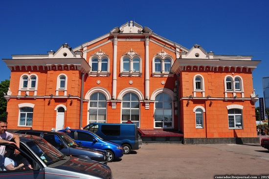Chernihiv railway station, Ukraine, photo 9