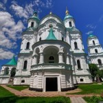 The churches of Kozelets – Ukrainian cultural heritage