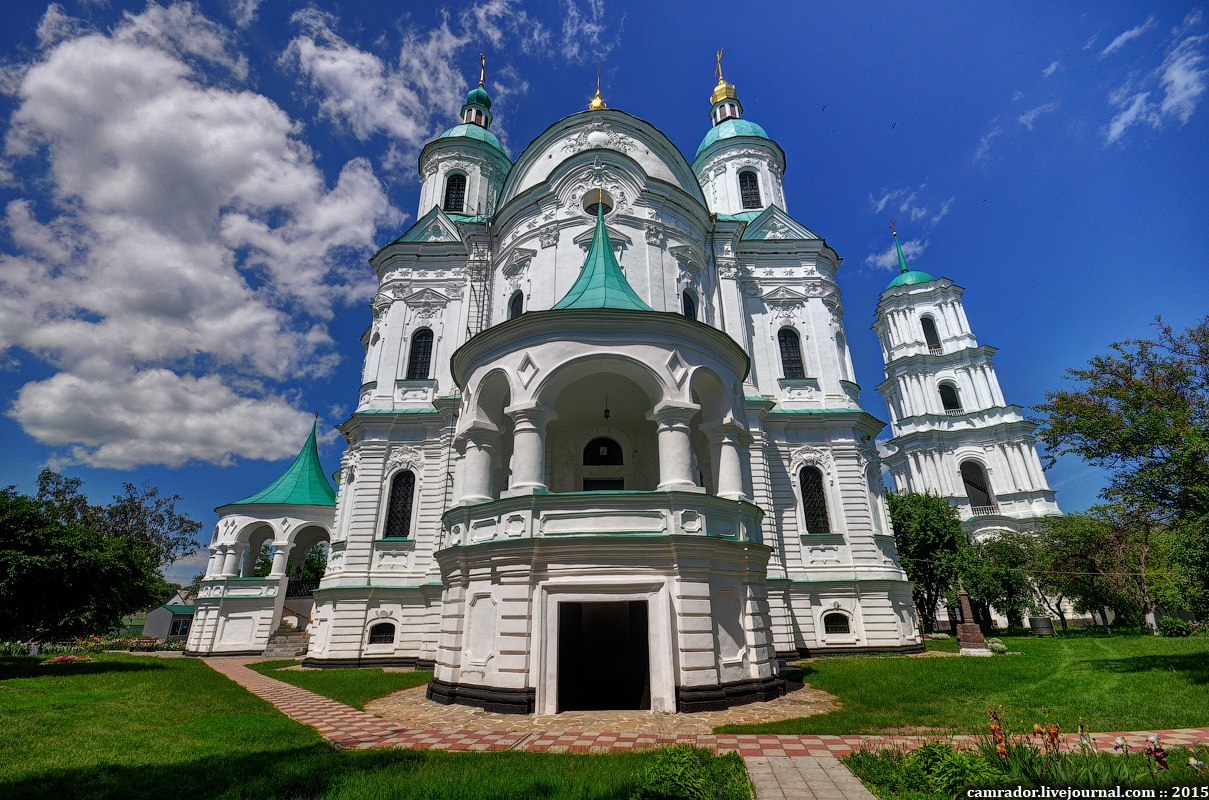 Chernihiv Ukraine  city photos : The churches of Kozelets, Chernihiv region, Ukraine, photo 1