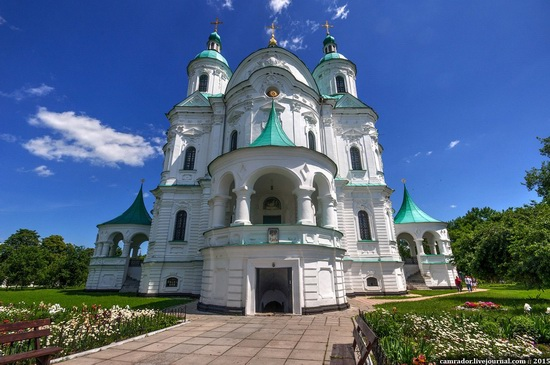 The churches of Kozelets, Chernihiv region, Ukraine, photo 10