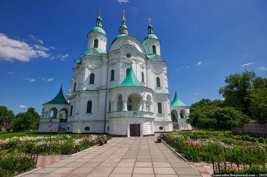The churches of Kozelets, Chernihiv region, Ukraine, photo 11