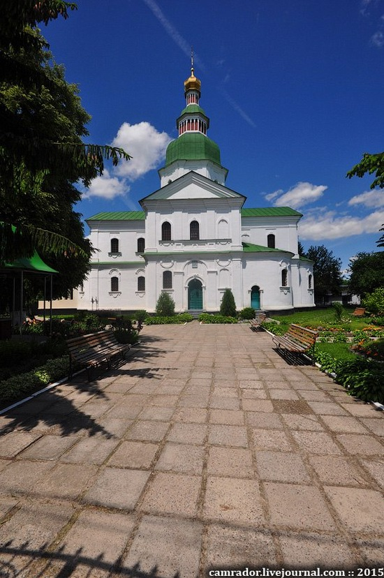 The churches of Kozelets, Chernihiv region, Ukraine, photo 12