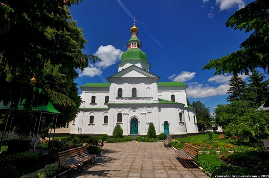 The churches of Kozelets, Chernihiv region, Ukraine, photo 13