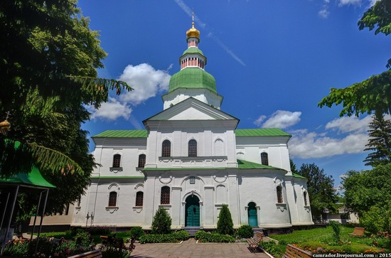 The churches of Kozelets, Chernihiv region, Ukraine, photo 14