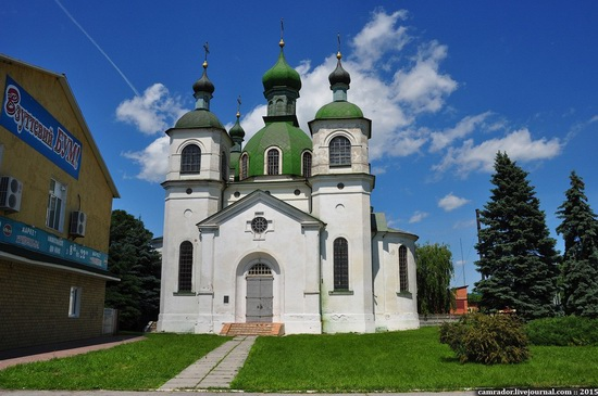 The churches of Kozelets, Chernihiv region, Ukraine, photo 16