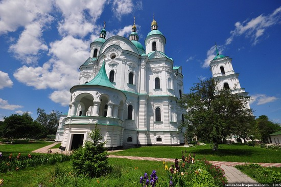 The churches of Kozelets, Chernihiv region, Ukraine, photo 4