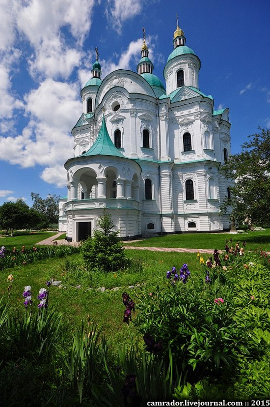 The churches of Kozelets, Chernihiv region, Ukraine, photo 5