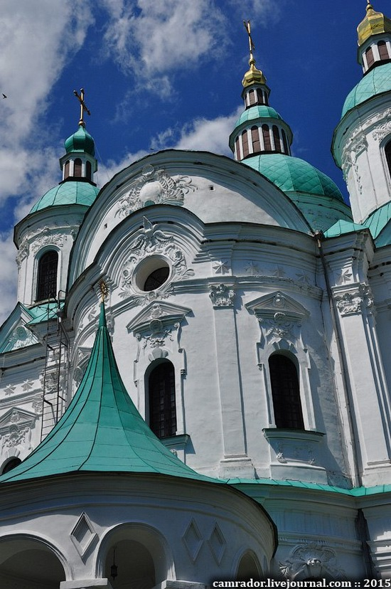 The churches of Kozelets, Chernihiv region, Ukraine, photo 6