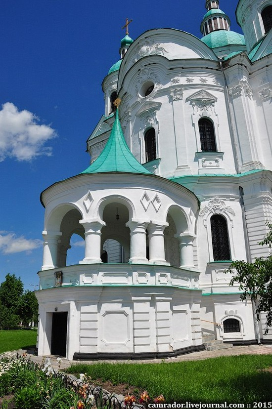 The churches of Kozelets, Chernihiv region, Ukraine, photo 8