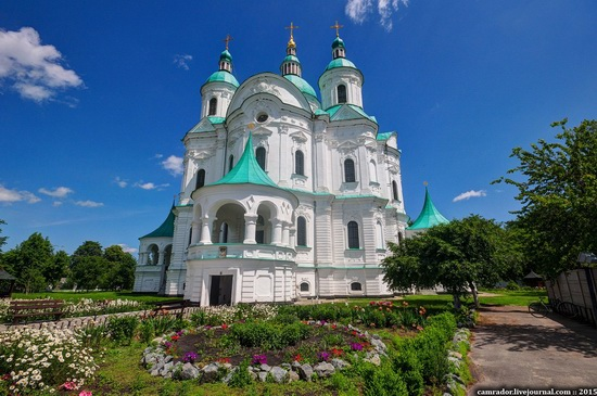 The churches of Kozelets, Chernihiv region, Ukraine, photo 9