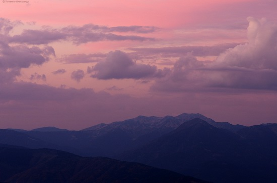 All colors of autumn in the Ukrainian Carpathians, photo 25
