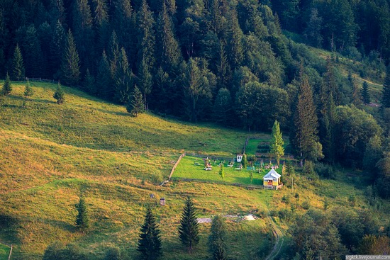 Dzembronya village, Ivano-Frankivsk region, Ukraine, photo 15