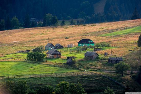 Dzembronya village, Ivano-Frankivsk region, Ukraine, photo 5